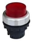 Кнопка выступающая синяя с самовозвратом и подсветкой Ex9P1 RI b
