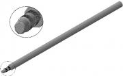 Штырь (шпилька) заземления заклепочная SZ, SZ150-20Mi омедненная