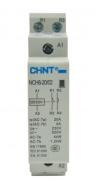 Модульный контактор NCH8-20/02 24В AC 2NС