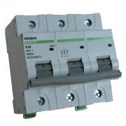 Автоматический выключатель Ex9B125 3P 80A C