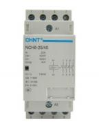 Модульный контактор NCH8-25/40 24В AC 4NO
