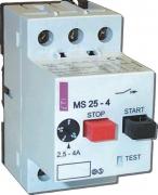 Автомат защиты двигателя MS25 0,1-0,16 A