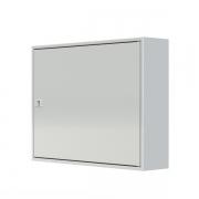 Щиток настенный MFS2 48W, дверь сплошная 48mod (2x24), IP40