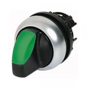 Переключатель поворотный 2-позиционный с фиксацией зеленый Ex9P1 S g
