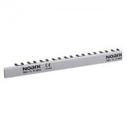 Соединительная шина 1-фазная, 10mm2, 63A, 54 модуля (1m) BBU1L10M54