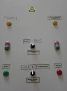 АВР на базе AtyS 125A 4p Socomec с выбором режима работы и переключением приоритета