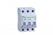 Автоматический выключатель Ex9BS 3P 6A C 4,5кА