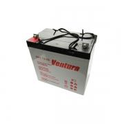 Аккумуляторная батарея Ventura GPL 12-55 (12В, 55Ач) свинцово-кислотная