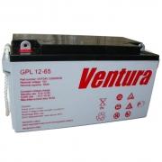 Аккумуляторная батарея Ventura GPL 12-65 (12В, 65Ач) свинцово-кислотная