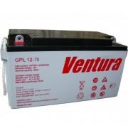 Аккумуляторная батарея Ventura GPL 12-70 (12В, 70Ач) свинцово-кислотная