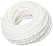 Спиральный шланг тип WSN/V2 (молочный, самозатухающий)